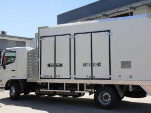 Freezer Van in Dubai